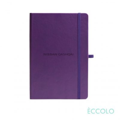 "Eccolo® Cool Journal - (S) 3½""x5½"" Purple"