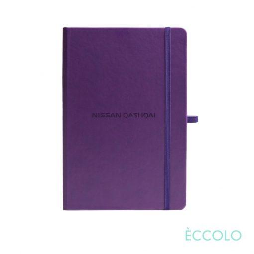 """Eccolo® Cool Journal - (S) 3½""""x5½"""" Purple"""
