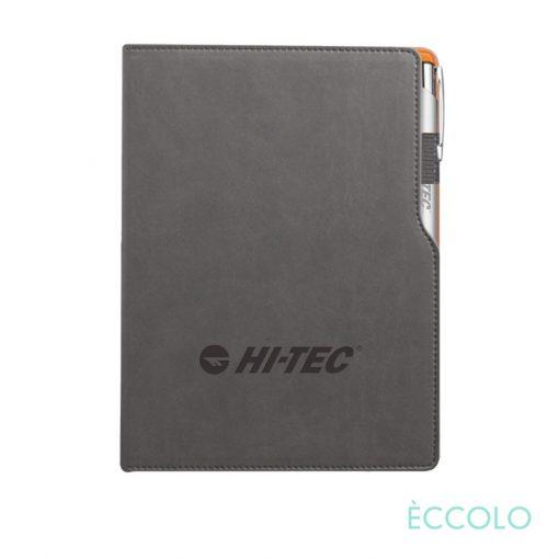 """Eccolo® Mambo Journal - (M) 6""""x8¼"""" Orange"""