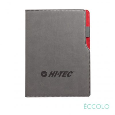 "Eccolo® Mambo Journal - (M) 6""x8¼"" Red"
