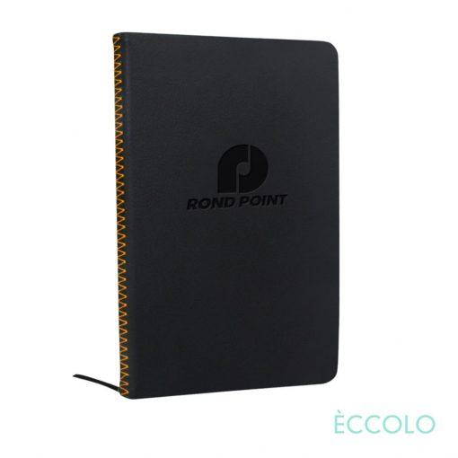 "Eccolo® New Wave Journal - (M) 5¾""x8¼"" Orange"