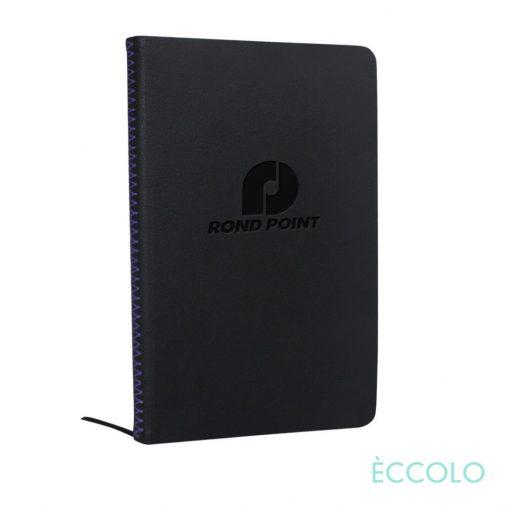 "Eccolo® New Wave Journal - (M) 5¾""x8¼"" Purple"
