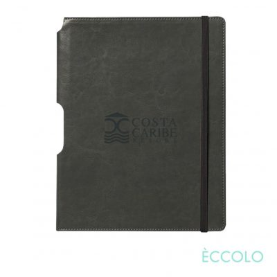 "Eccolo® Rhythm Journal - (M) 5¾""x8¼"" Gray"
