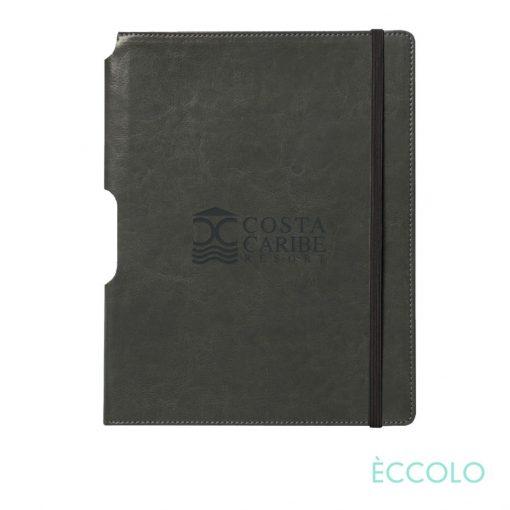 """Eccolo® Rhythm Journal - (M) 5¾""""x8¼"""" Gray"""
