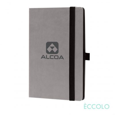 "Eccolo® Salsa Journal - (M) 5½""x8½"" Black"