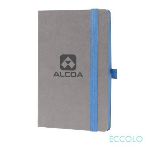"""Eccolo® Salsa Journal - (M) 5½""""x8½"""" Blue"""