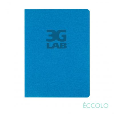 "Eccolo® Solo Journal - (M) 6""x8"" Turquoise"