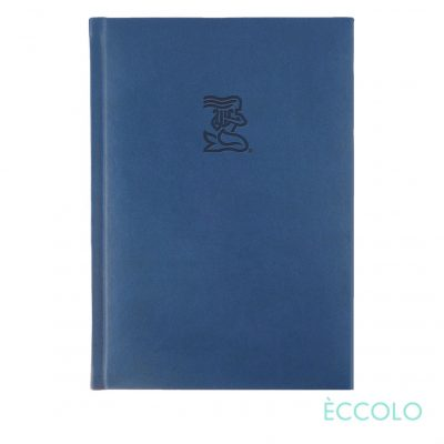 "Eccolo® Symphony Journal - (L) 7""x9¾"" Blue"