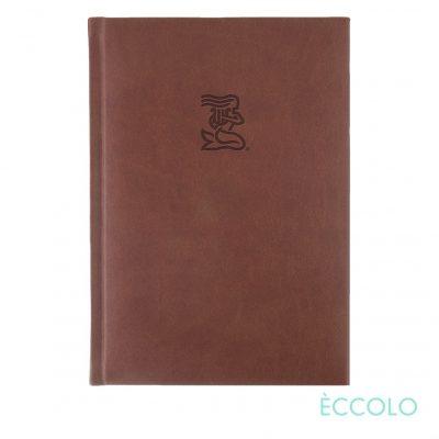 "Eccolo® Symphony Journal - (L) 7""x9¾"" Terracotta"