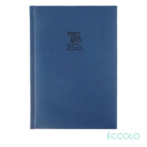 "Eccolo® Symphony Journal - (M) 5¾""x8¼"" Blue"