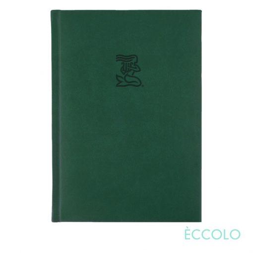 "Eccolo® Symphony Journal - (M) 5¾""x8¼"" Green"