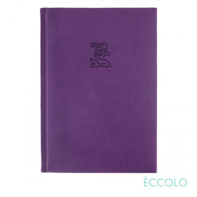 "Eccolo® Symphony Journal - (M) 5¾""x8¼"" Purple"