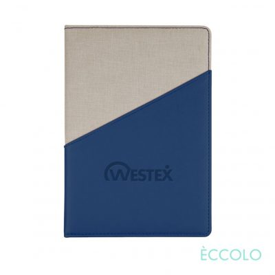 "Eccolo® Tango Journal - (M) 6""x8"" Blue"
