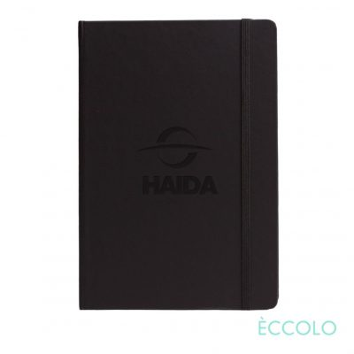 "Eccolo® Techno Journal - (M) 5½""x8¼"" Black"