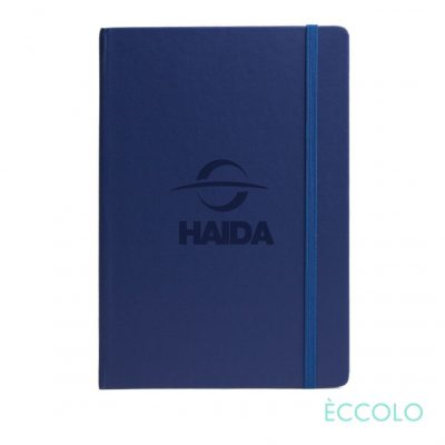 "Eccolo® Techno Journal - (M) 5½""x8¼"" Blue"