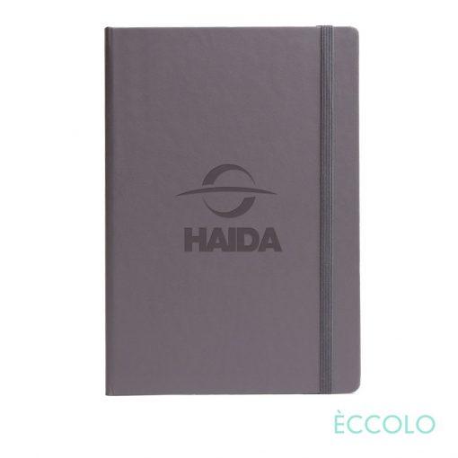 """Eccolo® Techno Journal - (M) 5½""""x8¼"""" Gray"""