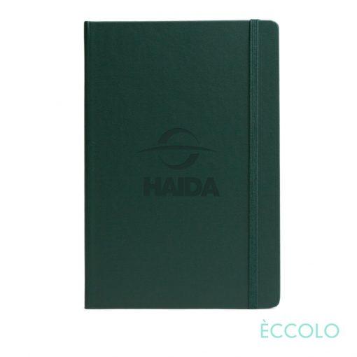 """Eccolo® Techno Journal - (M) 5½""""x8¼"""" Green"""
