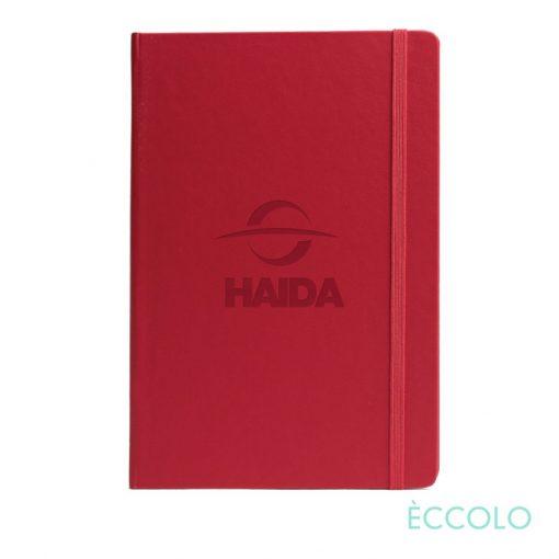 """Eccolo® Techno Journal - (M) 5½""""x8¼"""" Red"""