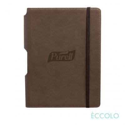 """Eccolo® Tempo Journal - (M) 5¾""""x8¼"""" Brown"""
