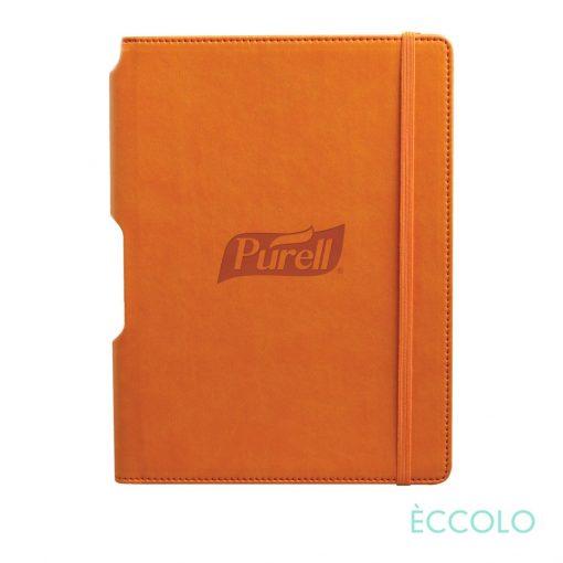 """Eccolo® Tempo Journal - (M) 5¾""""x8¼"""" Orange"""