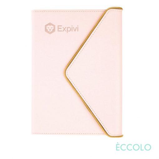 """Eccolo® Waltz Journal - (M) 5½""""x8¼"""" Pink"""