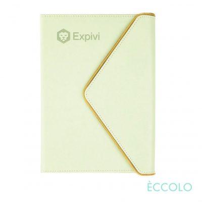 "Eccolo® Waltz Journal - (M) 5½""x8¼"" Pistachio"